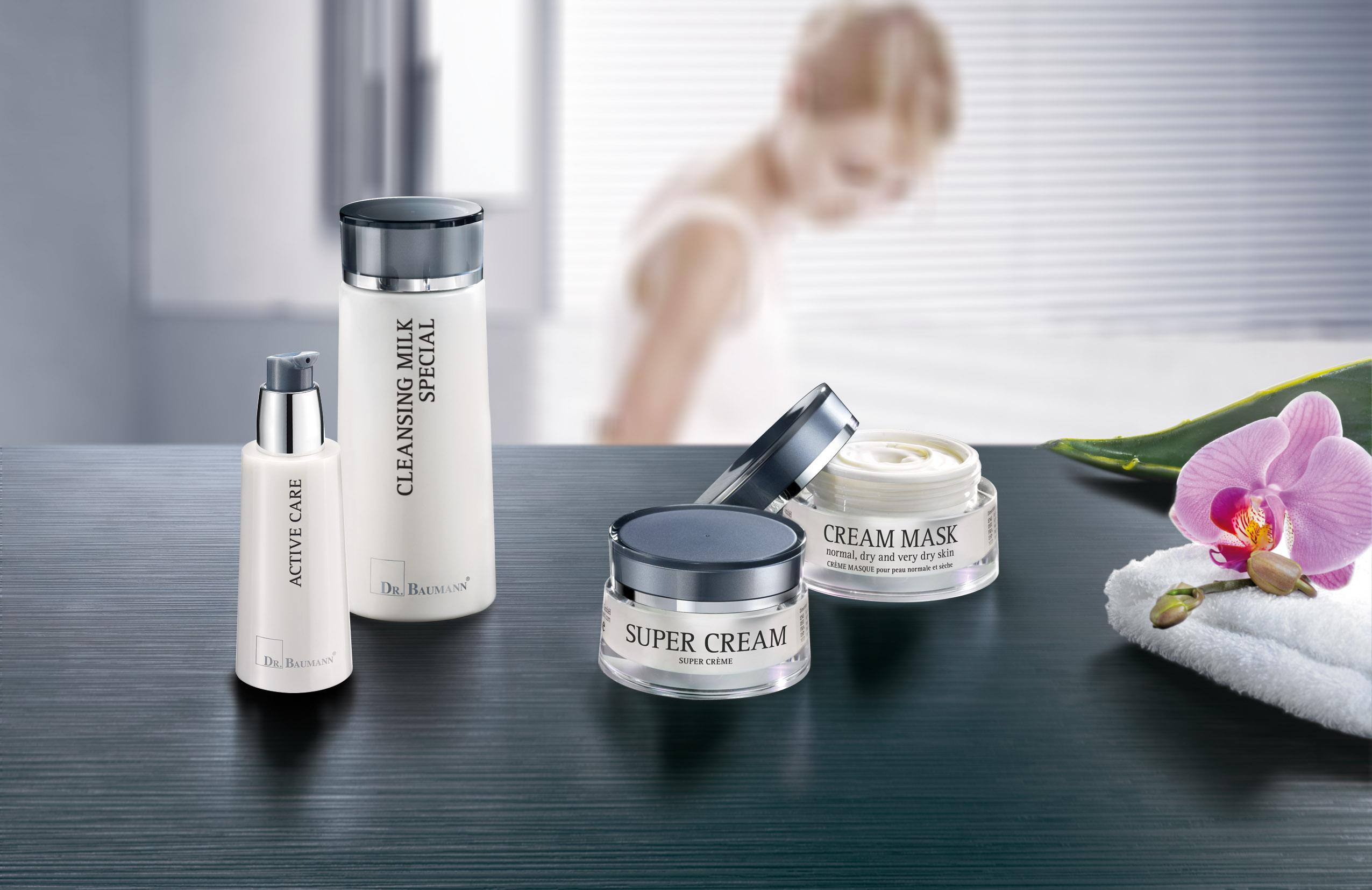 Kosmetický salon Jitka, kosmetika Dr. Baumann