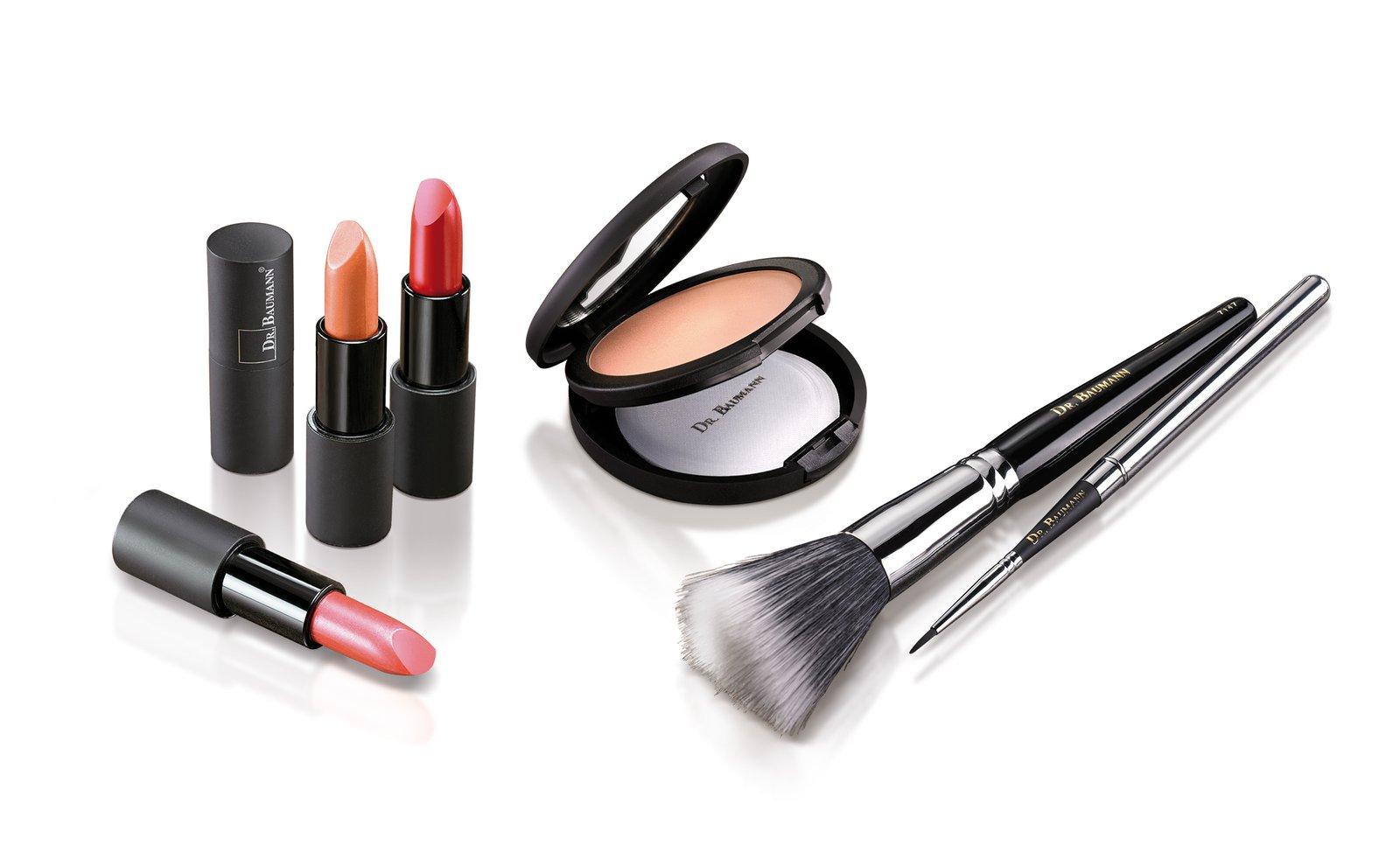 Makeup, kosmetika Dr. Baumann